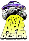 Grape Ape Design