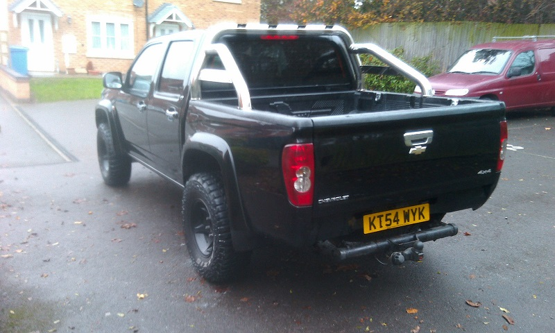 My Chevrolet Colorado Truck