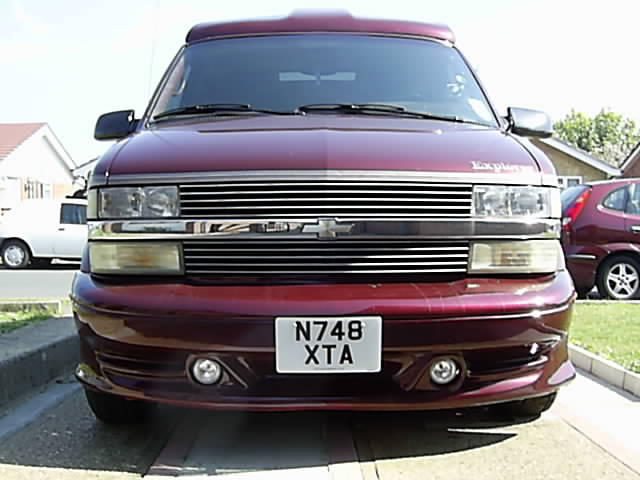 I Am Looking To Modify The Front End Of Van Trying Find Some British Headlights For 2 Reasons First Want A Diffe Look And Second Stop
