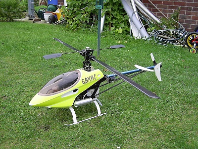My Raptor 30 Helicopter