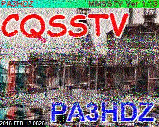 sstv Amateur radio digital